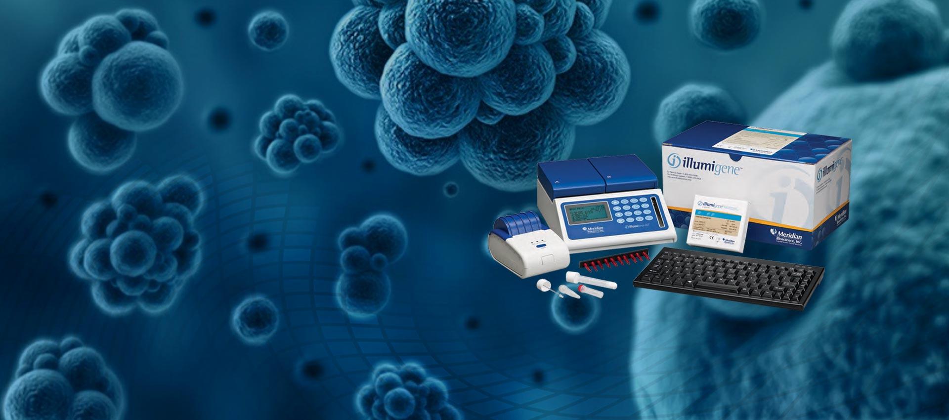 Diagnóstico <br>Molecular <br>Automatizado
